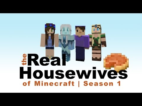 Real Housewives of Minecraft - Aftermath 01 - Ket's First Time