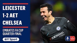 Emirates FA Cup Highlights: Leicester 1-2 Chelsea (AET)