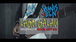 YOWIS BEN - LAGU GALAU ( Bahasa Indonesia ) ROCK COVER BY DERIX MAIL
