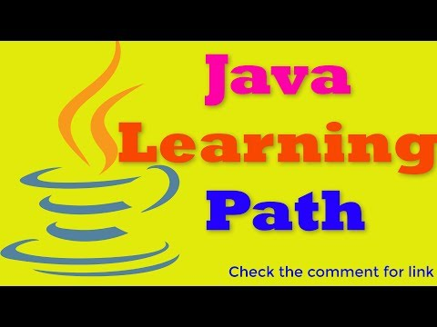 How to learn Java?   Java Learning Path