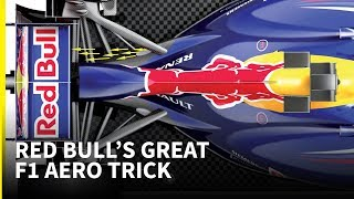 The F1 aero trick Red Bull stole a march with - before it was banned