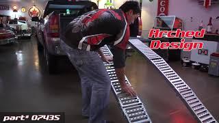 Steel Bi Fold Ramps