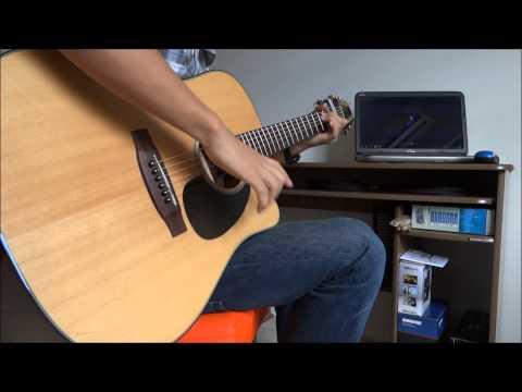 Gangnam Style PSY - Rodrigo Yukio - Fingerstyle Guitar Cover