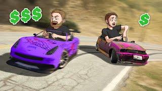 Cheap VS Expensive Sports Cars! | GTA5
