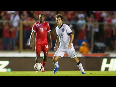 MNT vs. Panama: Graham Zusi Goal - Oct. 15, 2013