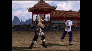Tekken Tag 1 ( Arcade ) - Law / Bryan Playthrough ( June 26, 2017 )