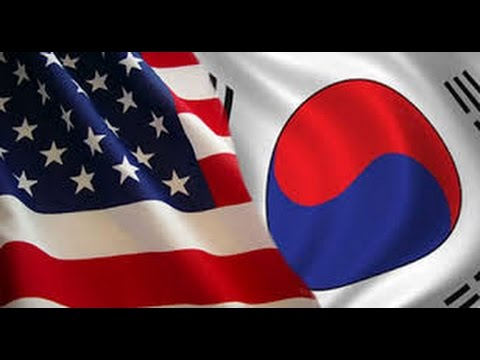 Free Trade Agreement Fta For The Us South Korea Youtube