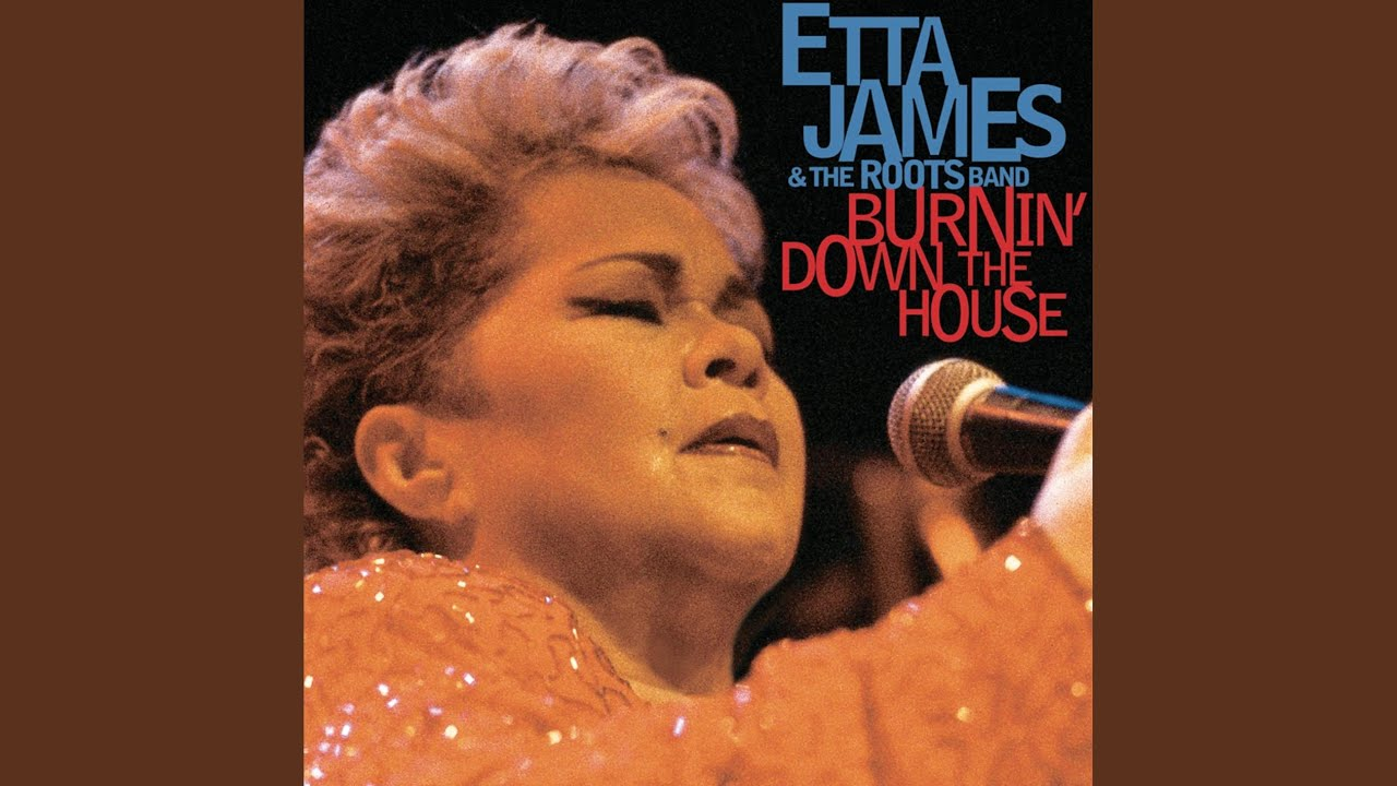 Exceptional Sugar On The Floor. Etta James   Topic