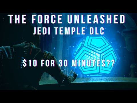 Star Wars: The Force Unleashed: Jedi Temple Level Pack Review