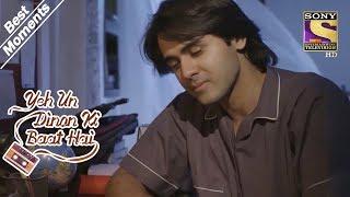 Yeh Un Dinon Ki Baat Hai   Sameer Pens Down His Feelings For Naina   Best Moments