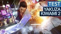 Yakuza Kiwami 2 - Test / Review: Der spannendste Krimi der Serie (Gameplay)