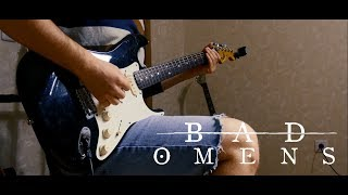 BAD OMENS - The Hell I Overcame (guitar cover)