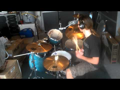 Sweet - Set Me Free Drum Cover