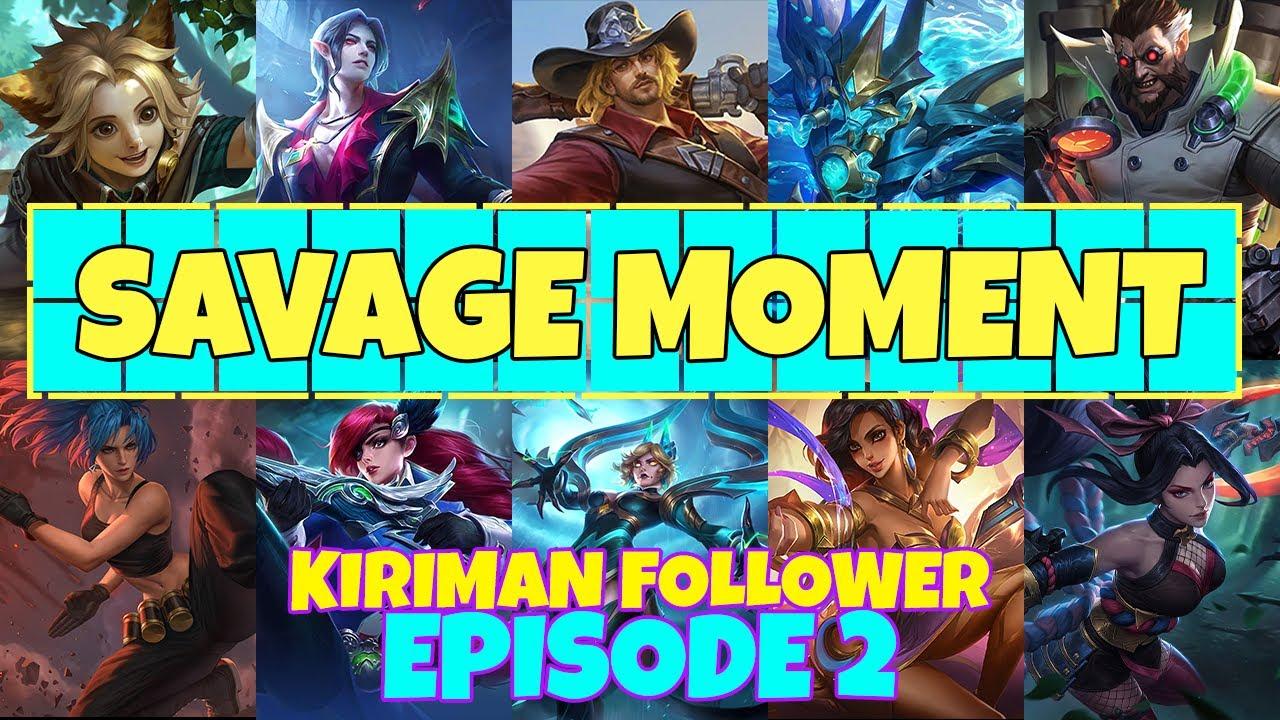 Savage Moment Kiriman Follower ~ Episode 2 | Mobile Legends Kotak Masuk