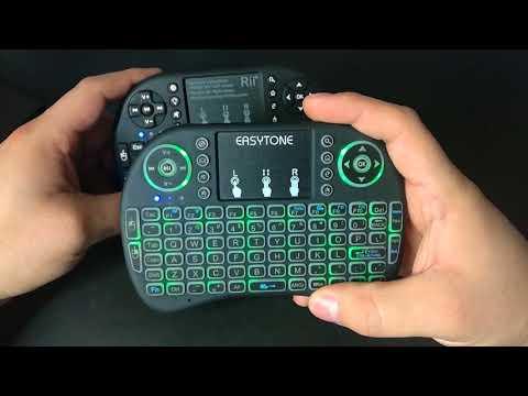 Rii i8 Mini Keyboard Vs $10 Clone
