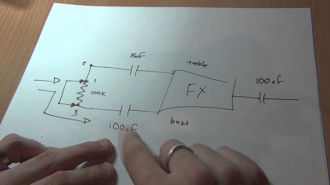 Download How The Tone Control On A Guitar Pedal Works