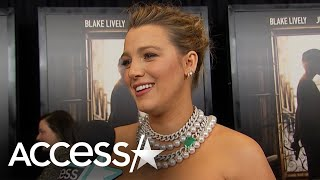 Blake Lively Admits She's 'A Really Shy Person' And Likes Rocking 'Onesies In Real Life'