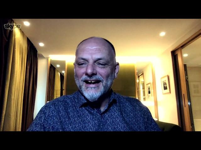 Tuŝfluo: Antaŭ-NAB Montri Vidbendo-Intervjuo.