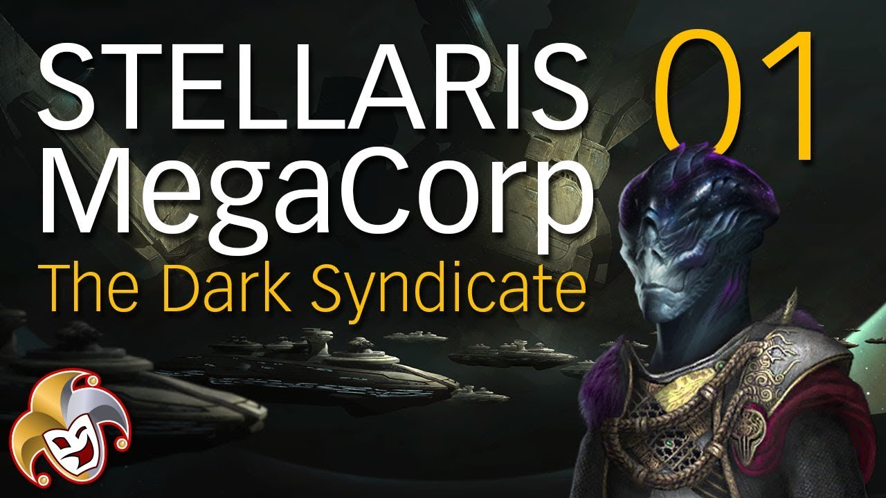 Stellaris MegaCorp ~ 01 The Red Prophets - Video - ViLOOK