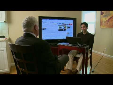 PBS NewsHour piece on the Khan Academy and Salman Khan
