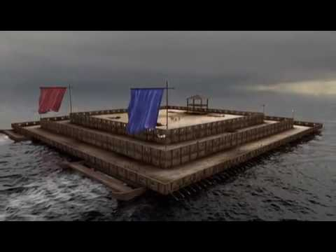 War in the Ancient World: Ancient Chinese Super Ships