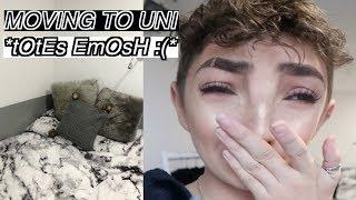 Moving into University Vlog (welcome to my new crib shishtars)