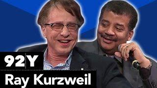 Futurist Ray Kurzweil tells Neil DeGrasse Tyson the secret to his predictions
