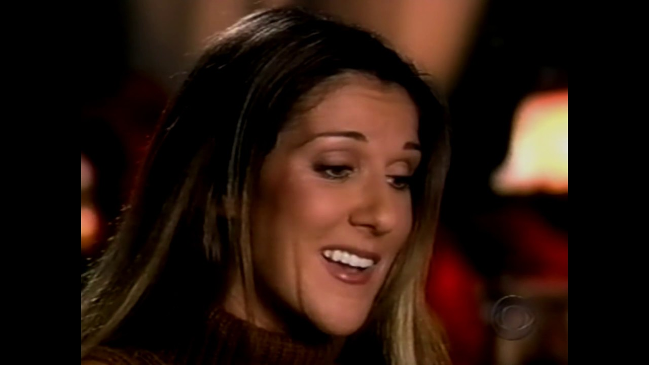 Celine Dion Happy Christmas War Is Over 1999 Youtube
