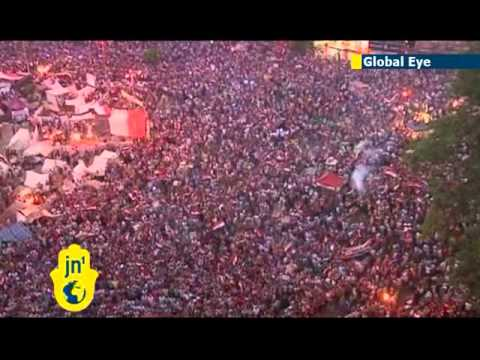 Egyptian Army Intervention: Cairo crowds celebrate ousting of Islamist President Mohammed Morsi