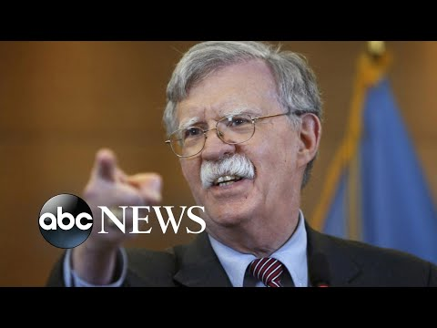 John Bolton's lawyer says client has 'relevant' information on Ukraine | ABC News
