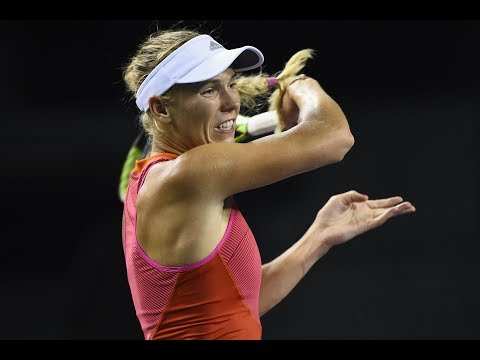 2017 Toray Pan Pacific Open Second Round | Caroline Wozniacki vs Shelby Rogers | WTA Highlights