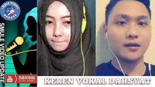 """Smule Vokal """"NGERI"""" Terry - Smule Cover Harusnya Kau Pilih Aku"""
