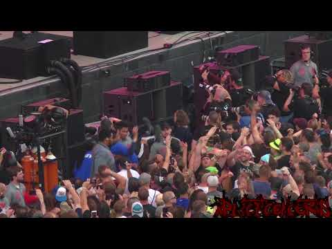 Breaking Benjamin Live - Red Cold River- Columbus, OH (May 18th, 2018) ROTR [1080HD]