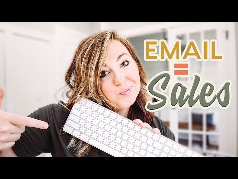 Email Marketing For Beginners | How to get started with email marketing so you can make more money