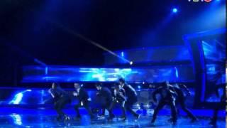 Vietnam Idol 2012 - Mỹ Tâm - Trắng đen