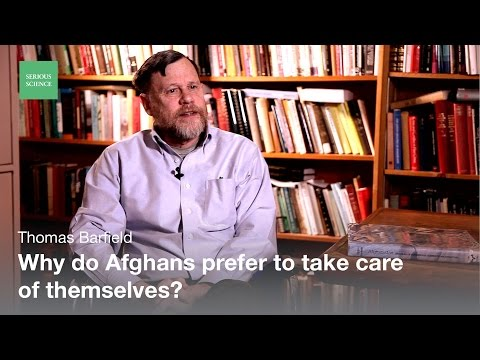 Anthropology in Afghan Studies - Thomas Barfield