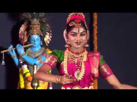BHARATANATYAM  ARANGETRAM  BY PARVATHY JYOTHI KUMAR NAIR