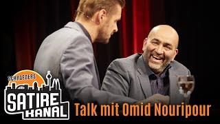 Florian Schroeders Talk mit Iran-Experten Omid Nouripour – Droht der Dritte Weltkrieg?