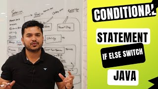 Conditional Statement in Java and Usage in Selenium Webdriver