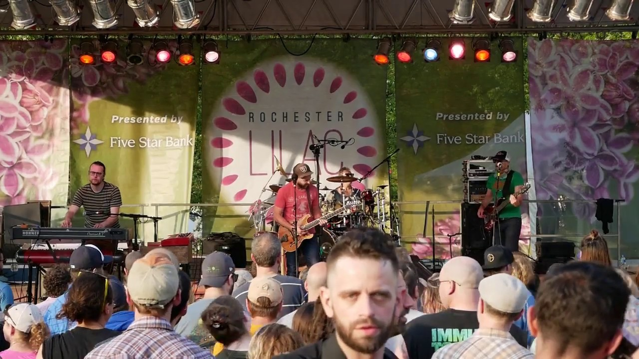 Phish Tribute: The Lizards Live at Rochester Lilac Festival 5 19 2019  Rochester, NY AUD