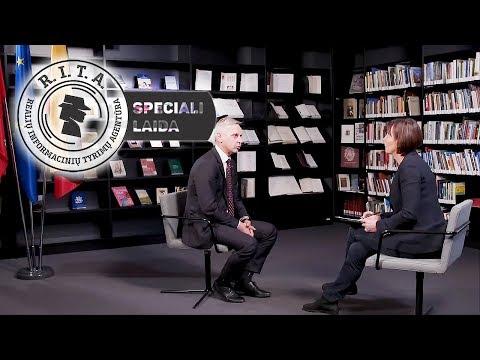 """Pone Urbšy, sėskit. 2"" – specialus R.I.T.A. interviu"