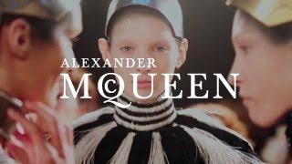 Alexander McQueen | Spring/Summer 2014 | Backstage Film