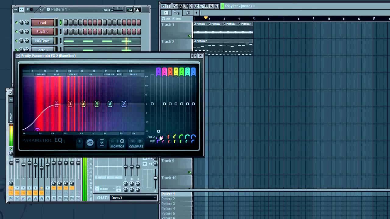 fl studio basic mastering