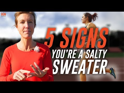 5 Signs You Might Be A Salty Sweater