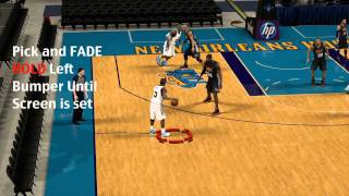 NBA 2K12 Strategy Session 2:  Pick and Roll Control