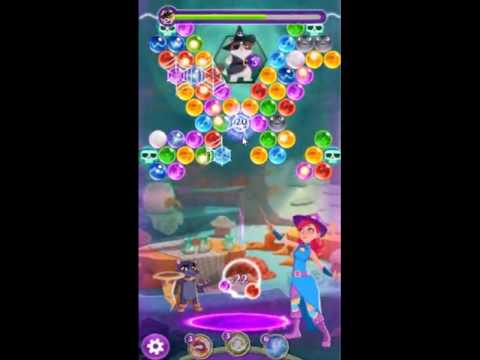 Bubble Witch Saga 3 Level 40 - NO BOOSTERS 🐈