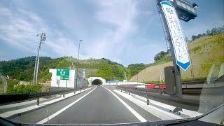国道178号から山陰近畿自動車道(浦富IC-福部IC)