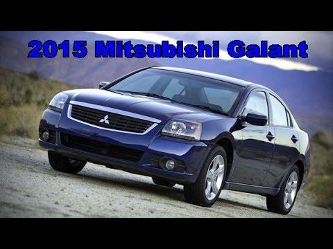 Mitsubishi Galant 2015 >> 2015 Mitsubishi Galant Exterior Dan Interior