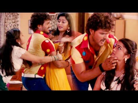 जवानी जोड़ीदार खोजता - Chhapra express - Khesari Lal & Subhi Sharma - Movie Hot Songs 2017 new