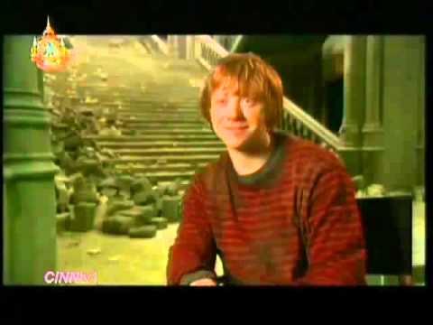 Últimos Días del rodaje de Harry Potter 7.2 (Subtítulos en Español) from YouTube · Duration:  2 minutes 41 seconds